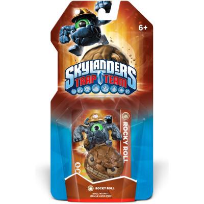 Интерактивная фигурка Skylanders: Trap Team - Rocky Roll (Earth) [PS4, Xbox One, PS3, Xbox 360, 3DS, Wii]