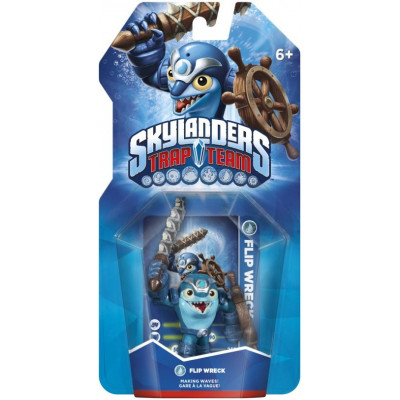 Интерактивная фигурка Skylanders: Trap Team - Flip Wreck (Water) [PS4, Xbox One, PS3, Xbox 360, 3DS, Wii]