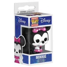 Брелок Disney - Pocket POP! - Minnie Mouse (4 см)