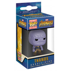 Брелок Avengers: Infinity War - Pocket POP! - Thanos (4 см)