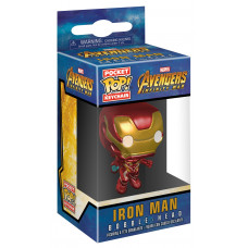 Брелок Avengers: Infinity War - Pocket POP! - Iron Man (4 см)