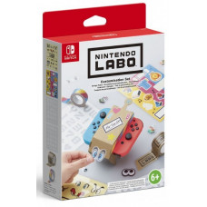 Nintendo Labo: комплект «Дизайн» для Nintendo Switch