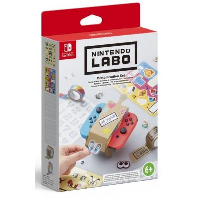 Комплект Nintendo Labo «Дизайн» [NS, английская версия]