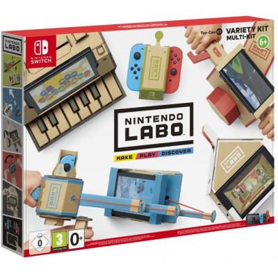 """Игра для Nintendo Switch Комплект Labo """"Ассорти"""" (Toy-Con 01) (английская версия)"""