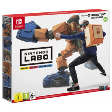 Nintendo Labo: набор «Робот» для Nintendo Switch