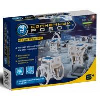 """Конструктор 3 в 1: Исследовательский набор """"Солнечный робот"""""""