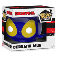 Кружка Deadpool - POP! Home - Blue Deadpool (8 см)