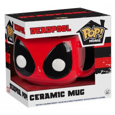 Кружка Deadpool - POP! Home - Deadpool (8 см)