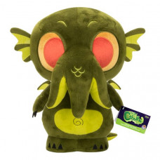Мягкая игрушка Cthulhu - SuperCute - Cthulhu Dark Green (30 см)