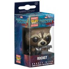 Брелок Guardians of the Galaxy Vol.2 - Pocket POP! - Rocket (4 см)