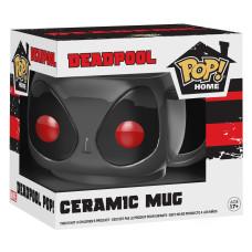 Кружка Deadpool - POP! Home - Grey Deadpool (8 см)