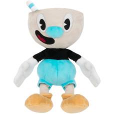 Мягкая игрушка Cuphead - Mugman (20 см)