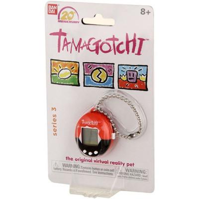Игрушка электронная Chibi Tamagotchi (красный-черный/белый/белый)