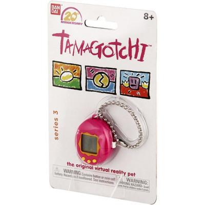 Игрушка электронная Chibi Tamagotchi (розовый/желтый/желтый)