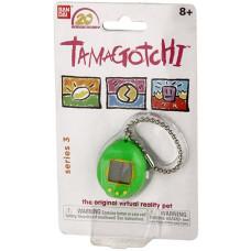 Игрушка электронная Chibi Tamagotchi (зеленый/желтый/желтый)