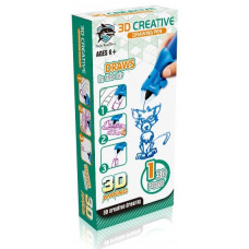 3D-ручка детская Fitfun Toys 8801-1B