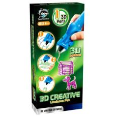 3D-ручка детская Fitfun Toys Y8801-1C (светящиеся чернила)