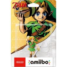 Интерактивная фигурка amiibo - The Legend of Zelda - Link (Majora's Mask)