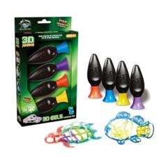 Набор картриджей со светящимся жидким полимером Fitfun Toys Y6601A