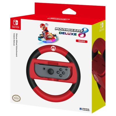 Гоночный руль для Nintendo Switch (Mario Kart 8 Deluxe - Mario)