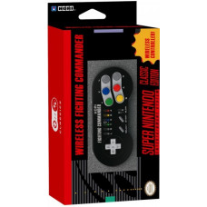 Контроллер беспроводной HORI Fighting Commander для SNES (Classic Edition)