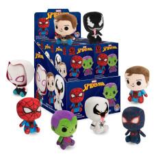 Мягкая игрушка Mystery Minis - Spider-Man (1 шт, 6 см)