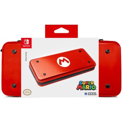 Чехол HORI защитный металлический для NS (Super Mario) NSW-090U