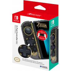 Левый контроллер Joy-Con с D-pad для Nintendo Switch (The Legend of Zelda: The Breath of the Wild)