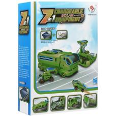 """Конструктор 7 в 1: Исследовательский набор """"Трансформация на солнечной энергии"""""""