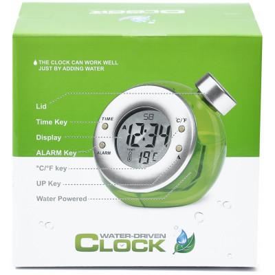 Часы настольные работающие на воде (881: CuteSunlight)