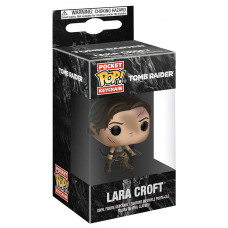 Брелок Tomb Raider - Pocket POP! - Lara Croft (4 см)