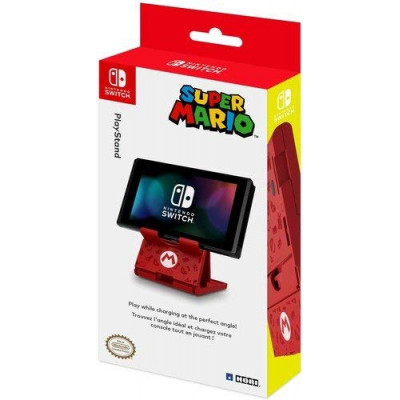 Подставка HORI PlayStand для NS (Super Mario) NSW-084U