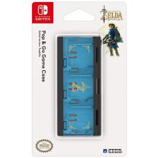 Кейс для хранения картриждей для NS (The Legend of Zelda: The Breath of the Wild)