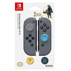 Сменные накладки для контроллера Nintendo Switch (The Legend of Zelda: The Breath of the Wild) (4 шт)