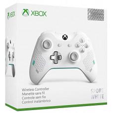Беспроводной геймпад для Xbox One (Sport White)