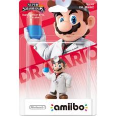Интерактивная фигурка amiibo - Super Smash Bros - Dr Mario