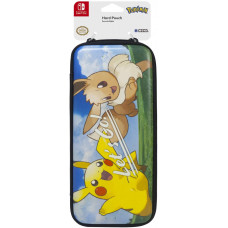 """Чехол жесткий """"Let's Go! Pikachu/Eevee"""" для NS (Pokémon)"""