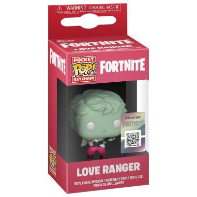 Брелок Funko Fortnite - Pocket POP! - Love Ranger 35715-PDQ (4 см)