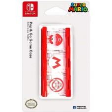 Кейс для хранения картриждей для Nintendo Switch (Super Mario)
