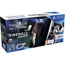 Комплект: Контроллер прицеливания PlayStation VR (CECHYA-ZRA2: SCEE) + Firewall Zero Hour (только для VR) [PS4, русская версия]