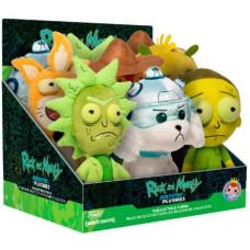 Мягкая игрушка Rick & Morty - Galactic Plushies - Wave 2 (1 шт, 18-20 см)