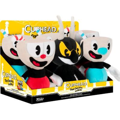Мягкая игрушка Cuphead (1 шт, 18-20 см)