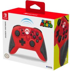 Геймпад беспроводной Hori HORIPAD для NS (Super Mario)