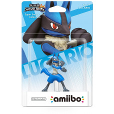 Интерактивная фигурка amiibo - Super Smash Bros - Lucario