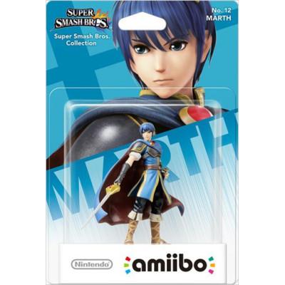 Интерактивная фигурка amiibo - Super Smash Bros - Marth