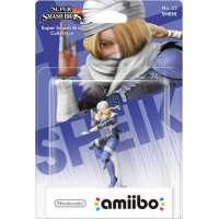 Интерактивная фигурка amiibo - Super Smash Bros - Sheik
