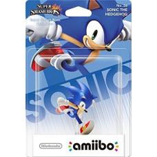 Интерактивная фигурка amiibo - Super Smash Bros - Sonic The Hedgehog
