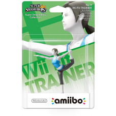 Интерактивная фигурка amiibo - Super Smash Bros - Wii Fit Trainer