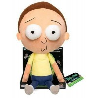 Мягкая игрушка Rick & Morty - Galactic Plushies - Morty with Tray (Exc) (40 см)