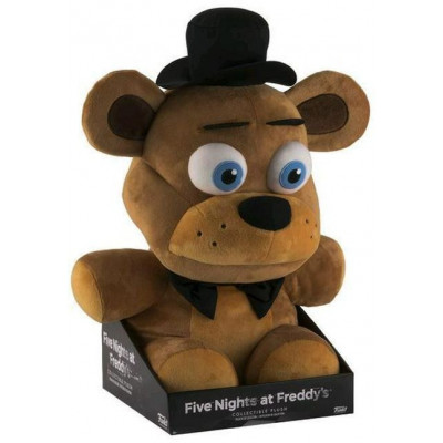 Мягкая игрушка Five Nights at Freddy's - Freddy with Tray (40 см)